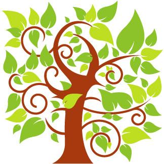 324x324 Tree Designs Clip Art 101 Clip Art