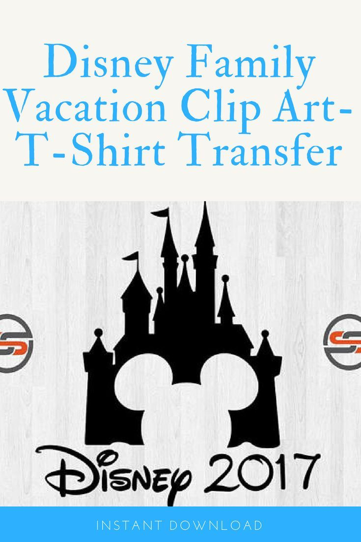735x1102 Disney Castle 2017 Cliprt, Perfect Usings Transfer