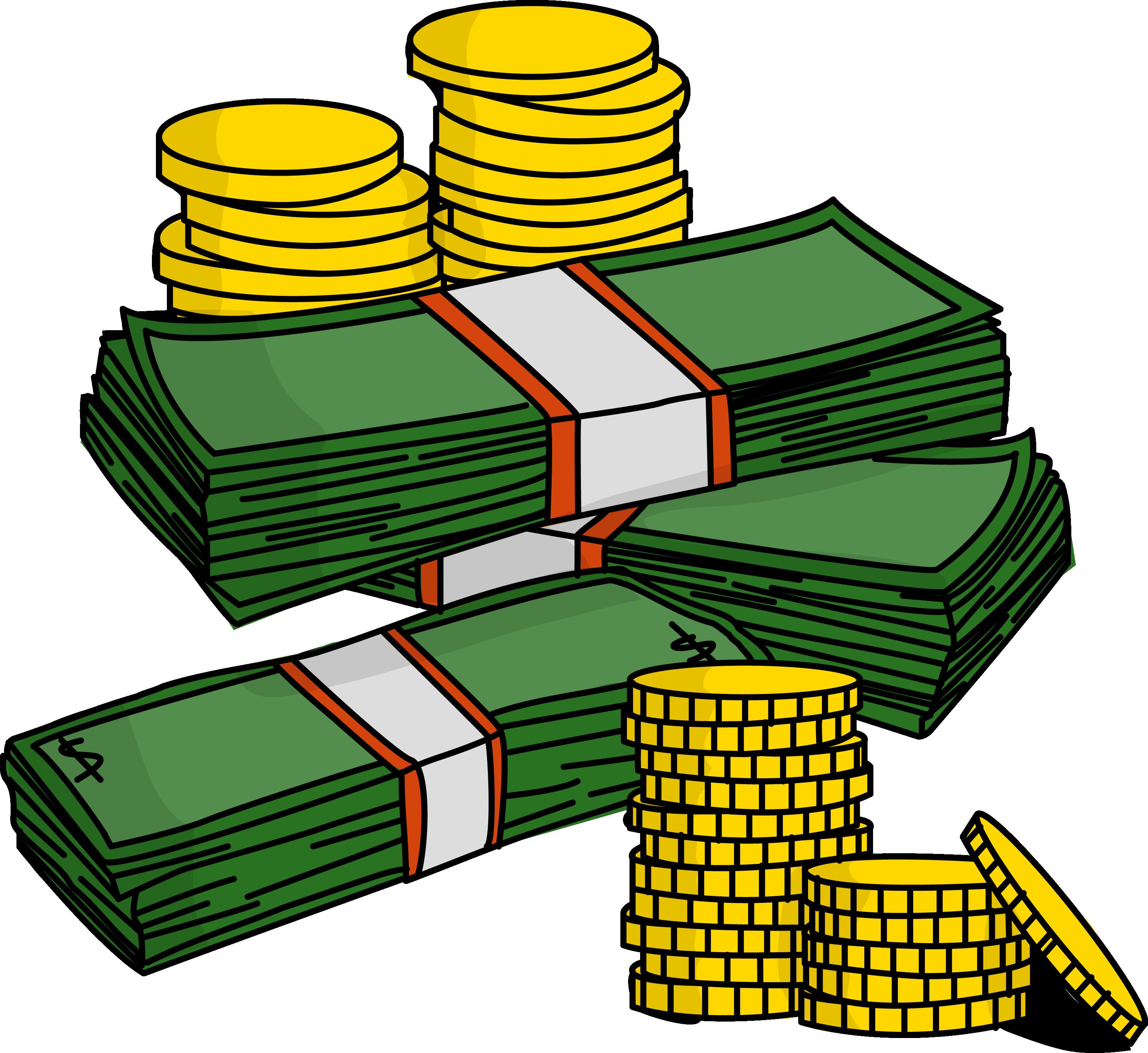 3144x2883 Amazing Style Money Stacks Clipart Transparent