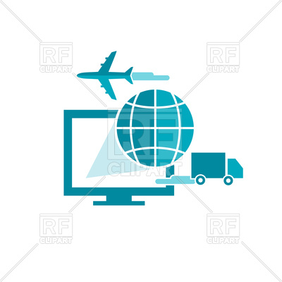 400x400 E Commerce, Tracking And Online Shipping Service