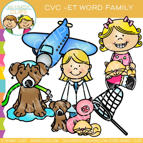600x600 Medial E Cvc Clip Art , Images Amp Illustrations Whimsy Clips