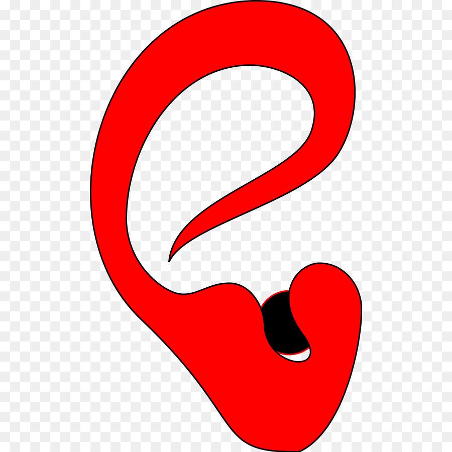 Clipart Ear