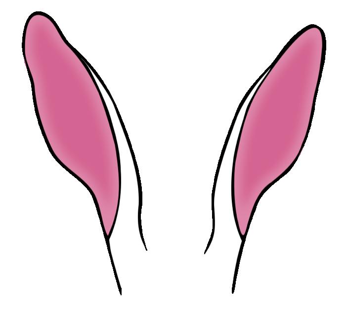 700x647 Hare Clipart Ear