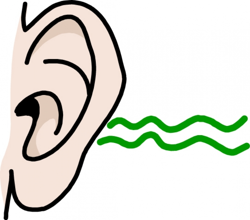 820x720 Hearing Clip Art Clipart
