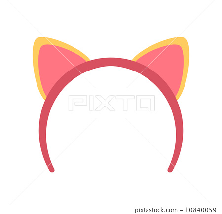 450x434 Clip Art Cat Ears Headband Clipart Ear Pencil And In Color