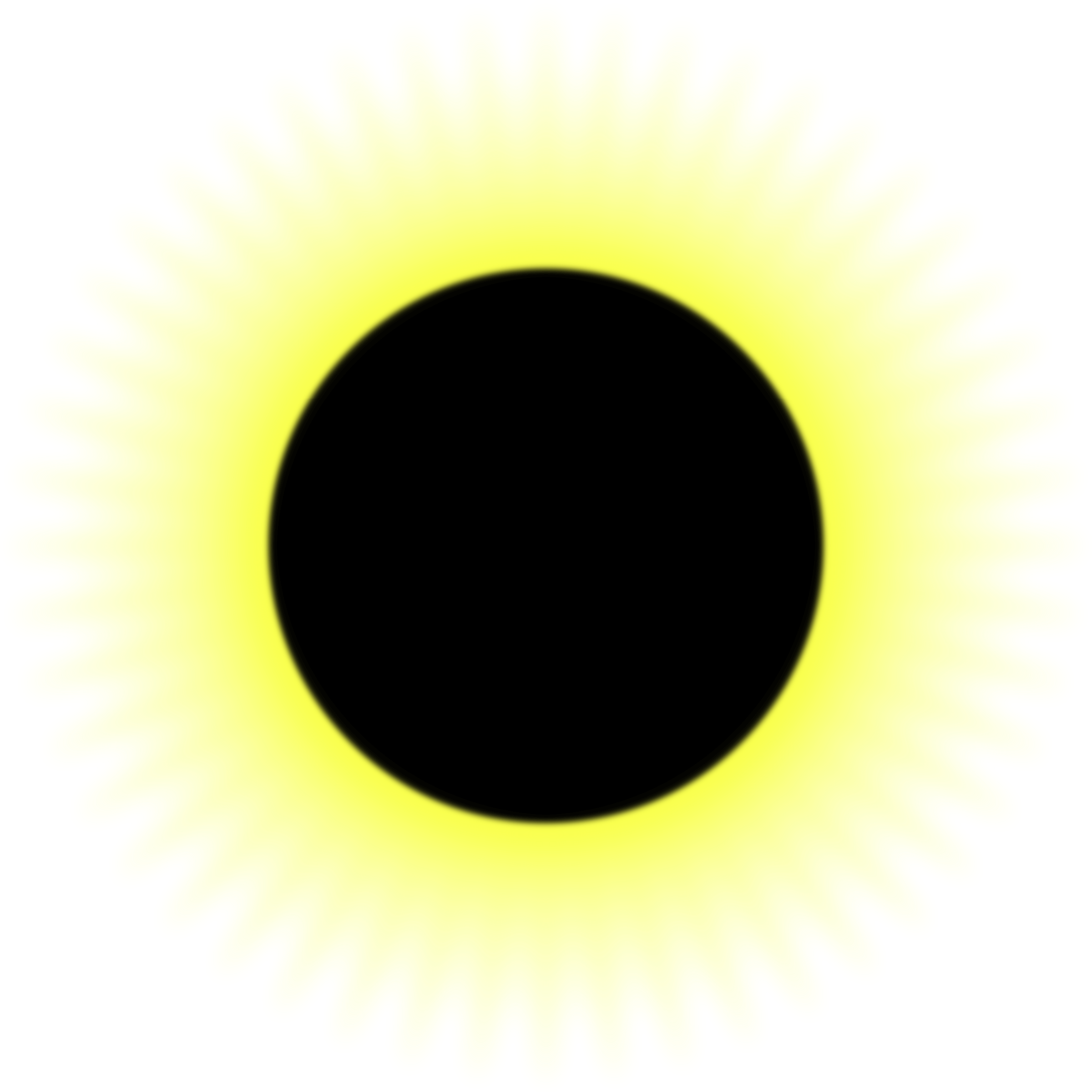 2400x2400 Solar Eclipse 2 Icons Png