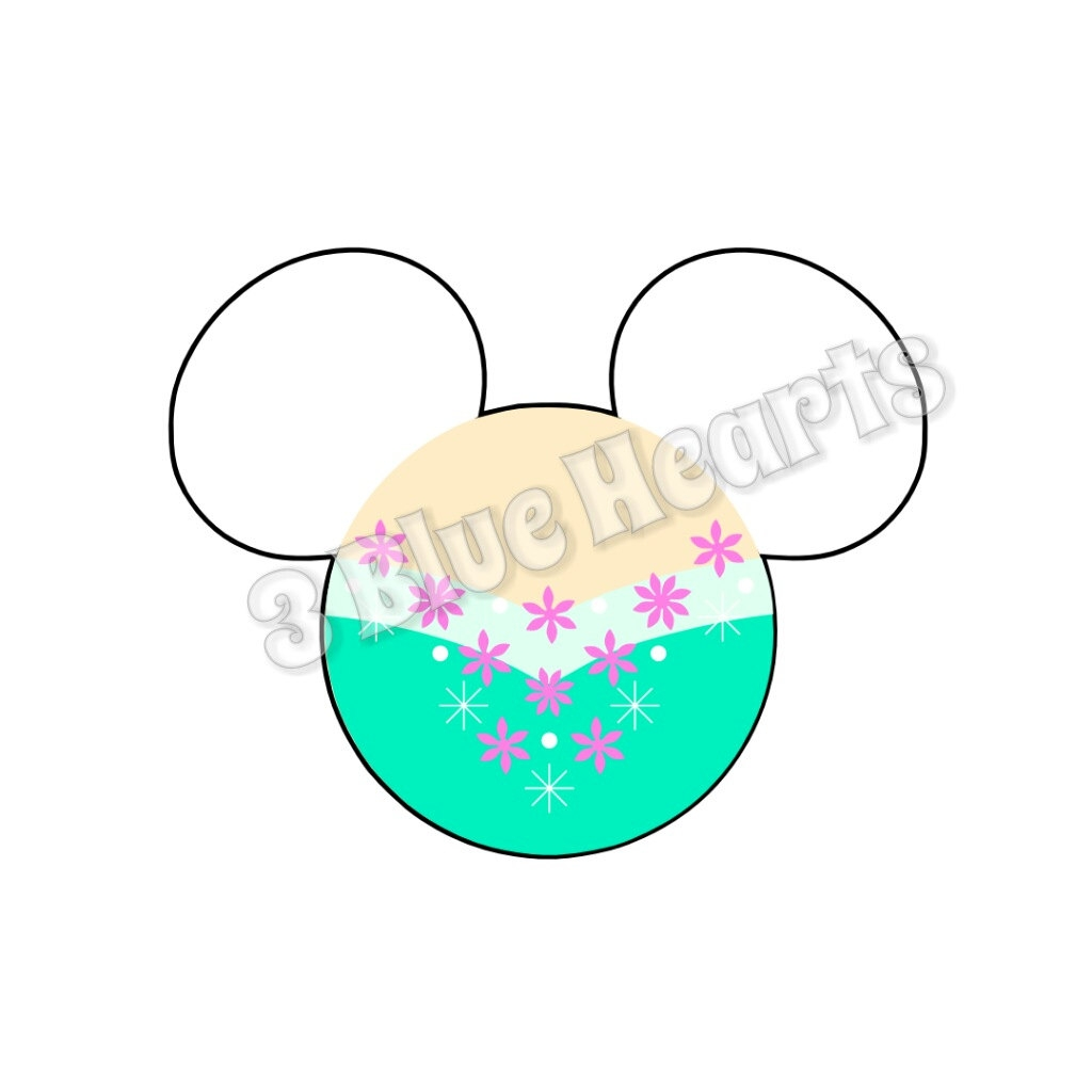 1024x1024 Clip Art Elsa Svg Dxf Studio Pdf Frozen Fever Mickey Head Disney