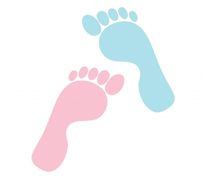 793x720 Cartoon Baby Feet 4401666