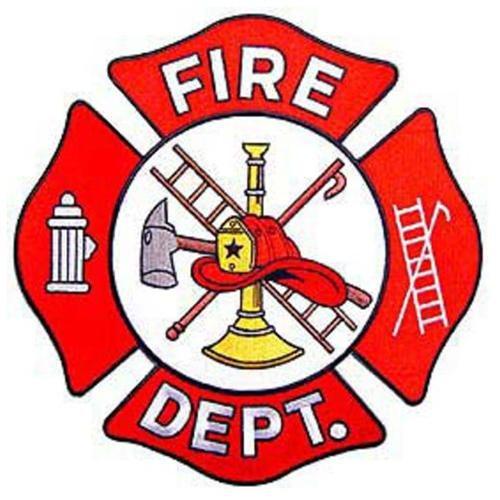 500x500 Fire Department Logo Clip Art