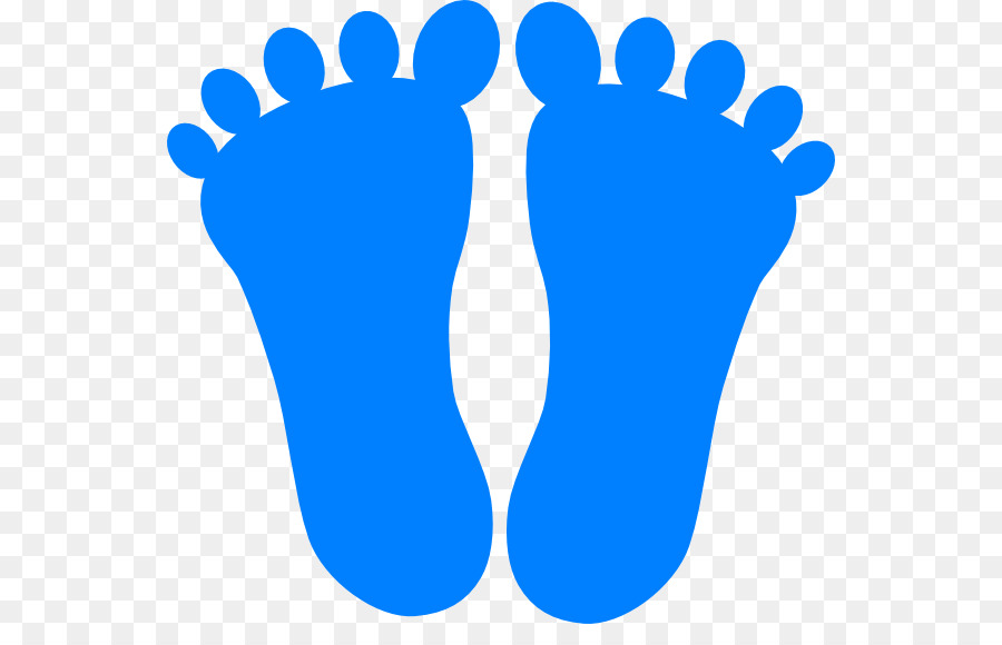 900x580 Footprint Clip Art