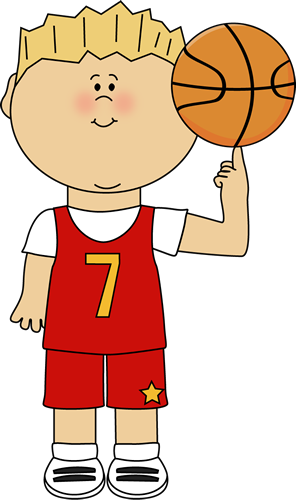296x500 Collection Of Boy Playing Basketball Clipart High Quality