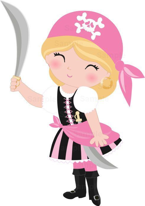 Clipart For Girls