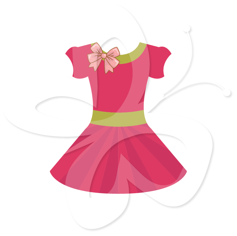 801x800 Clip Art Girl Outfit Clipart
