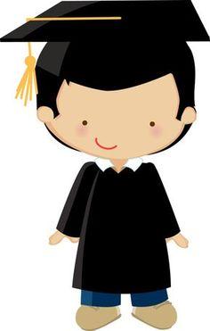 236x371 Graduation Party Clipart ,graduate Boys And Girls Clip Art