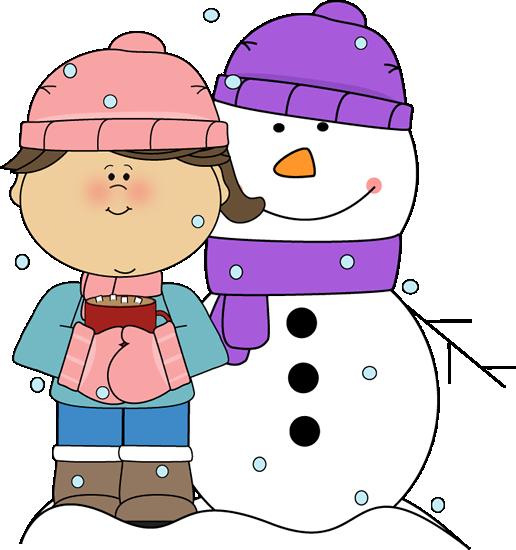 516x550 Winter Clip Art