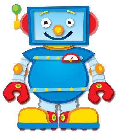 395x457 56 Best Clip Art (Robots) Images On Monsters, Robot
