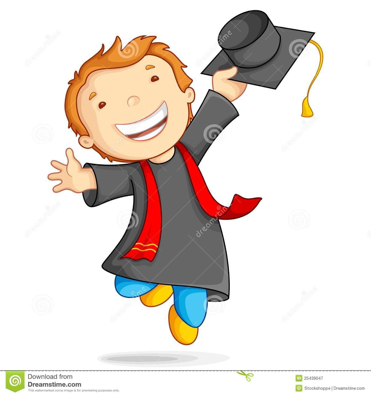 1300x1390 Graduation Cartoon Clip Art Clipart