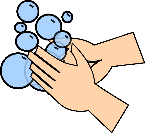 600x549 Clip Art Hand Washing Washing Hands Clipart Clipart Kid Hand