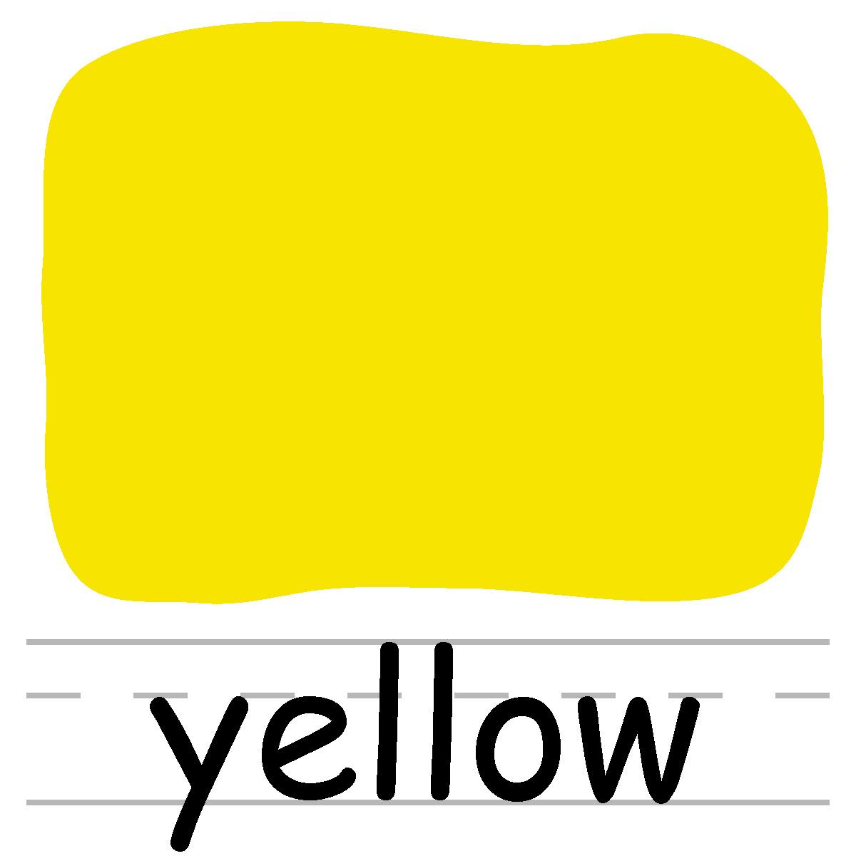 1200x1200 Colors Words Color Clipart