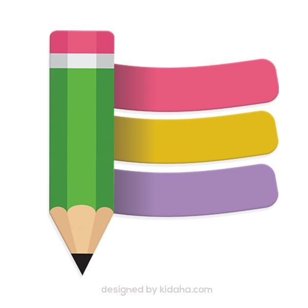 600x600 Id M247 Pencil And Color Shade Diagram Free Education Clip Arts