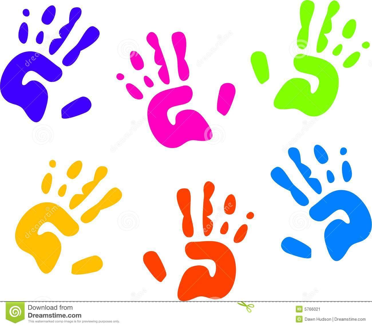 1300x1142 Kids Handprint Clipart Clipart Panda