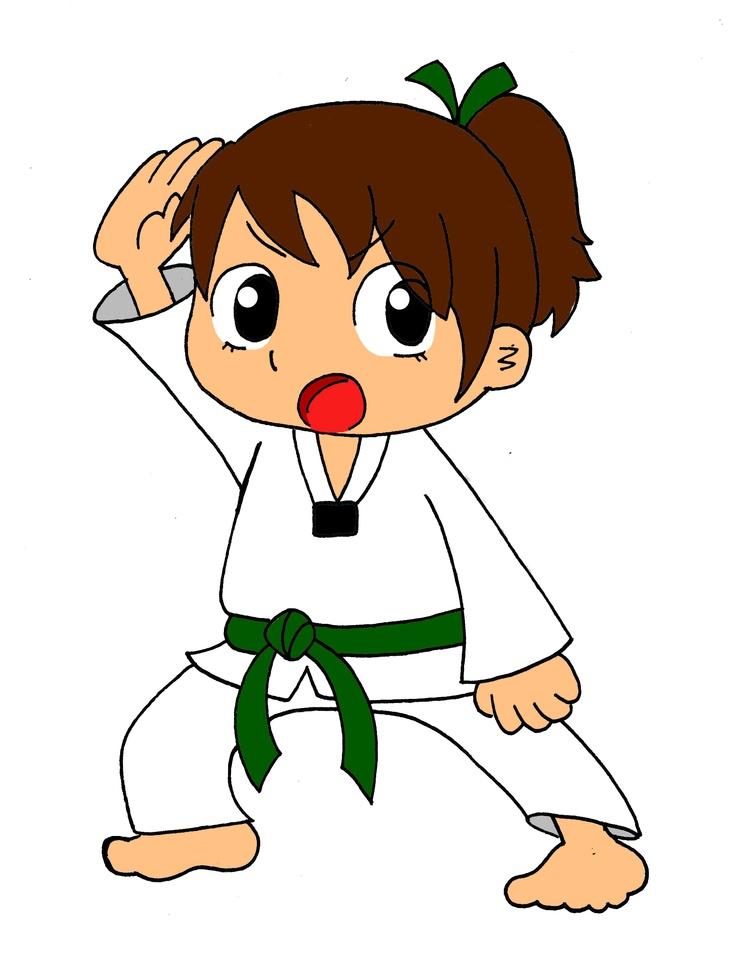 736x976 Martial Arts Clipart Sports Clip