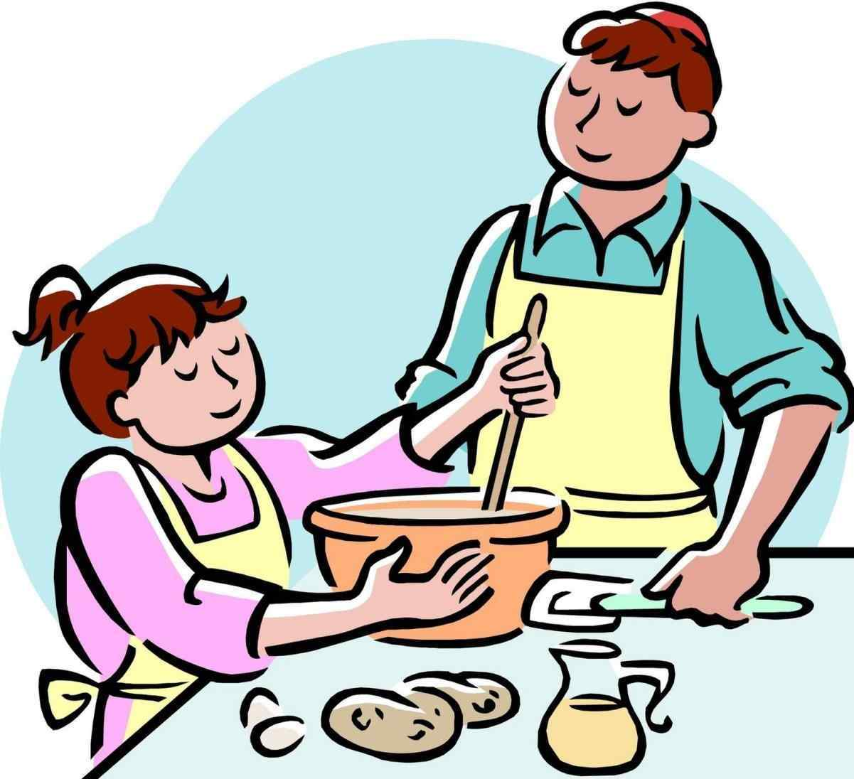 1201x1096 The Kids Kitchen Clipart Cooking Club Pencil And In Color Clip Art