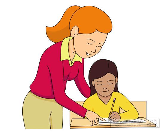 550x442 Teacher And Students Clip Art Clipart