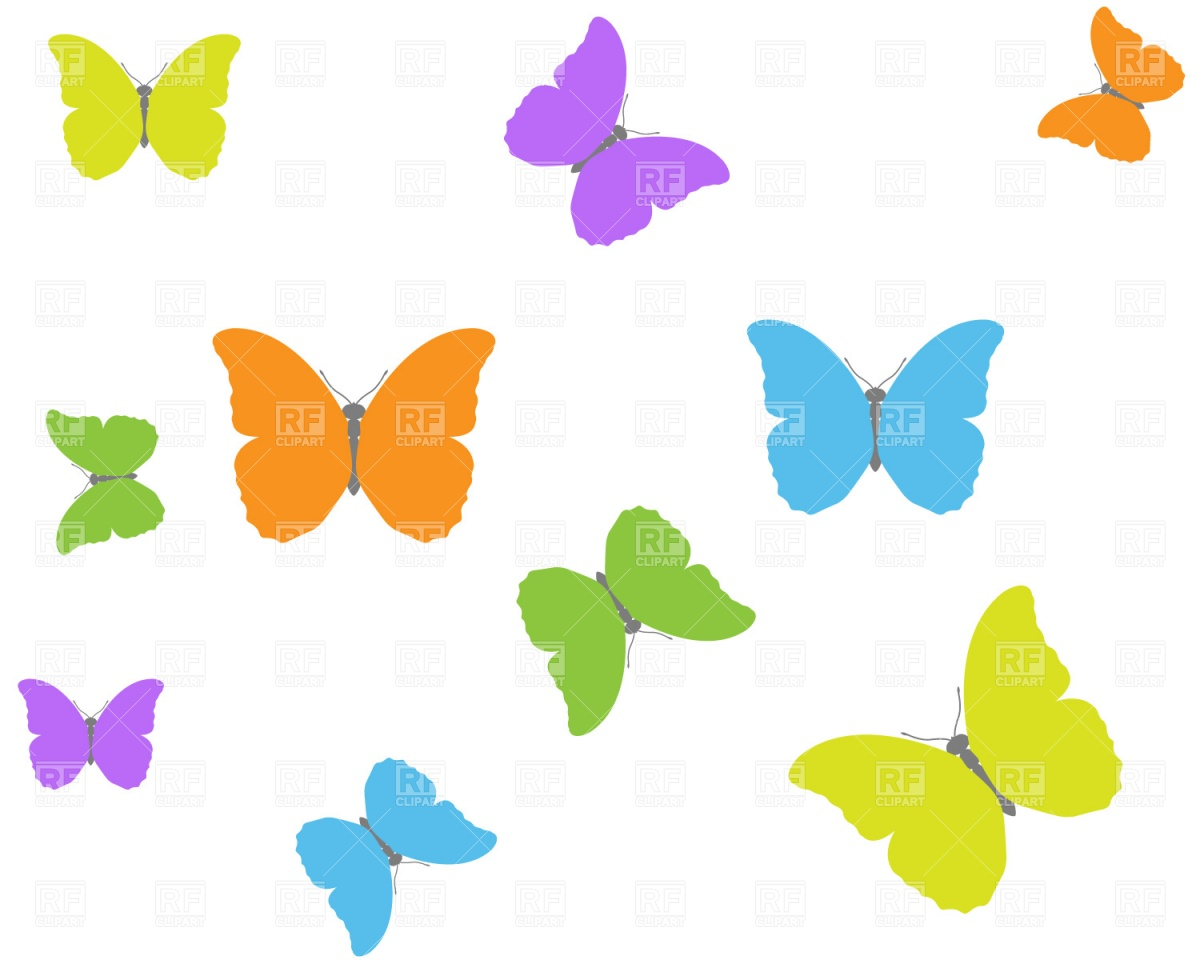 1200x960 Butterfly Background Vector Image Vector Artwork Of Backgrounds