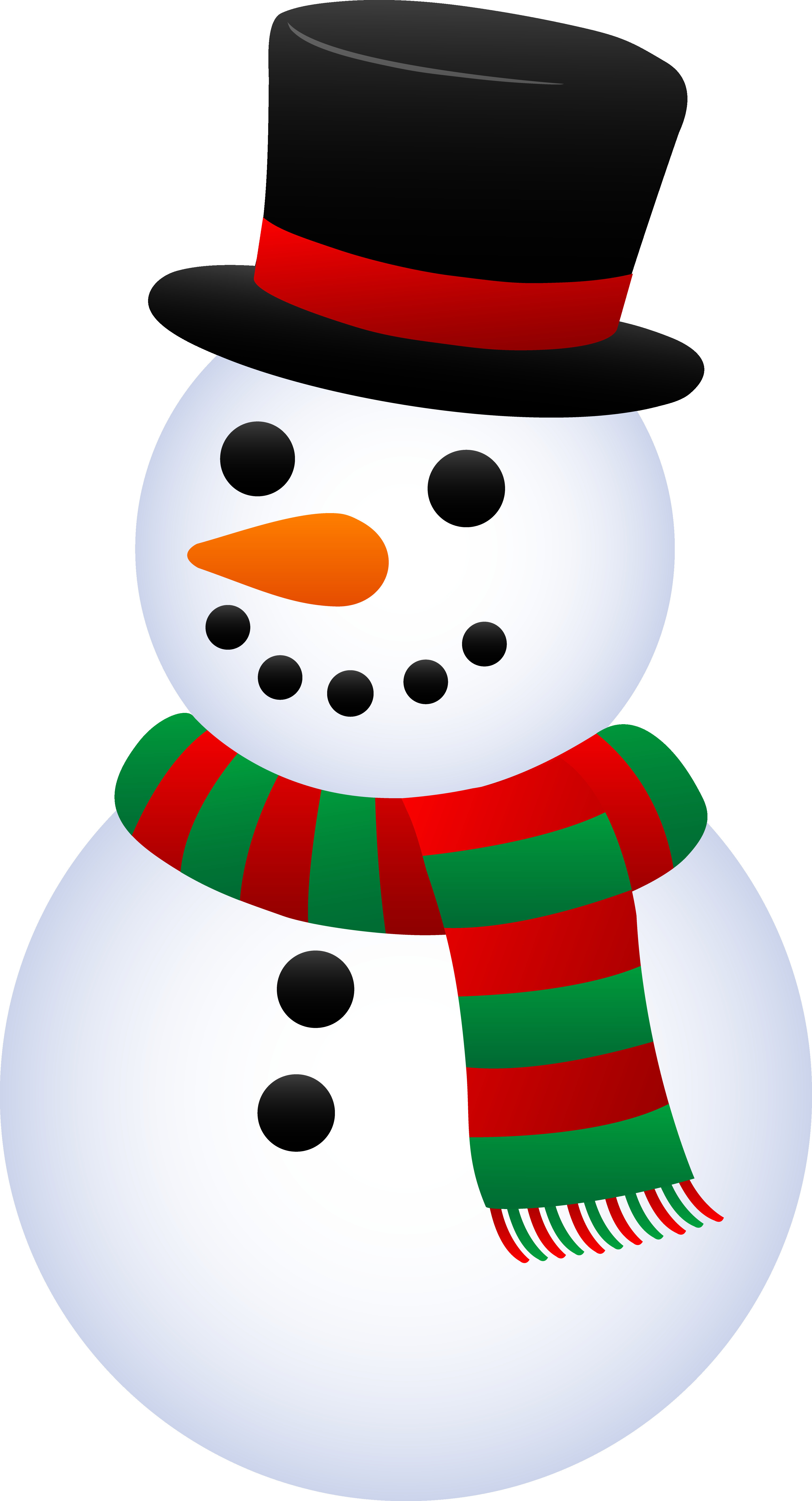 3455x6386 Snowman Clip Art Free Thatswhatsup