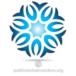 300x300 5119 Free Geometric Design Clip Art Public Domain Vectors
