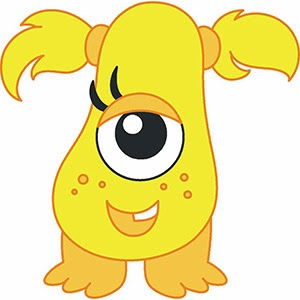 300x300 Collection Of Cute Girly Monster Clipart High Quality, Free