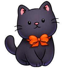 220x220 Kitty Cat Clip Art Cardmaking Ideas Clip Art