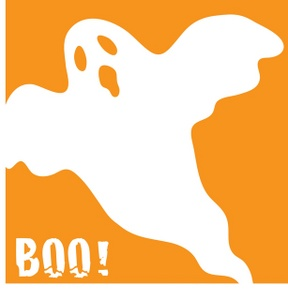 288x300 Free Ghost Clipart Image 0071 0907 3111 0728 Halloween Clipart