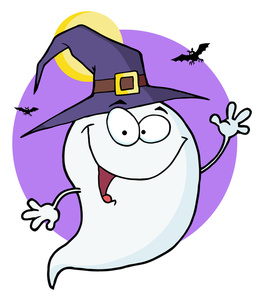 263x300 Free Ghost Clipart Image 0521 1010 2412 3734 Halloween Clipart