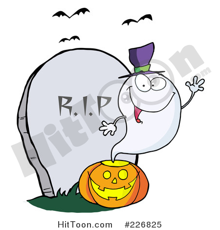 450x470 Ghost Clipart