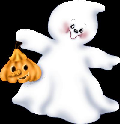 400x412 Halloween Ghost
