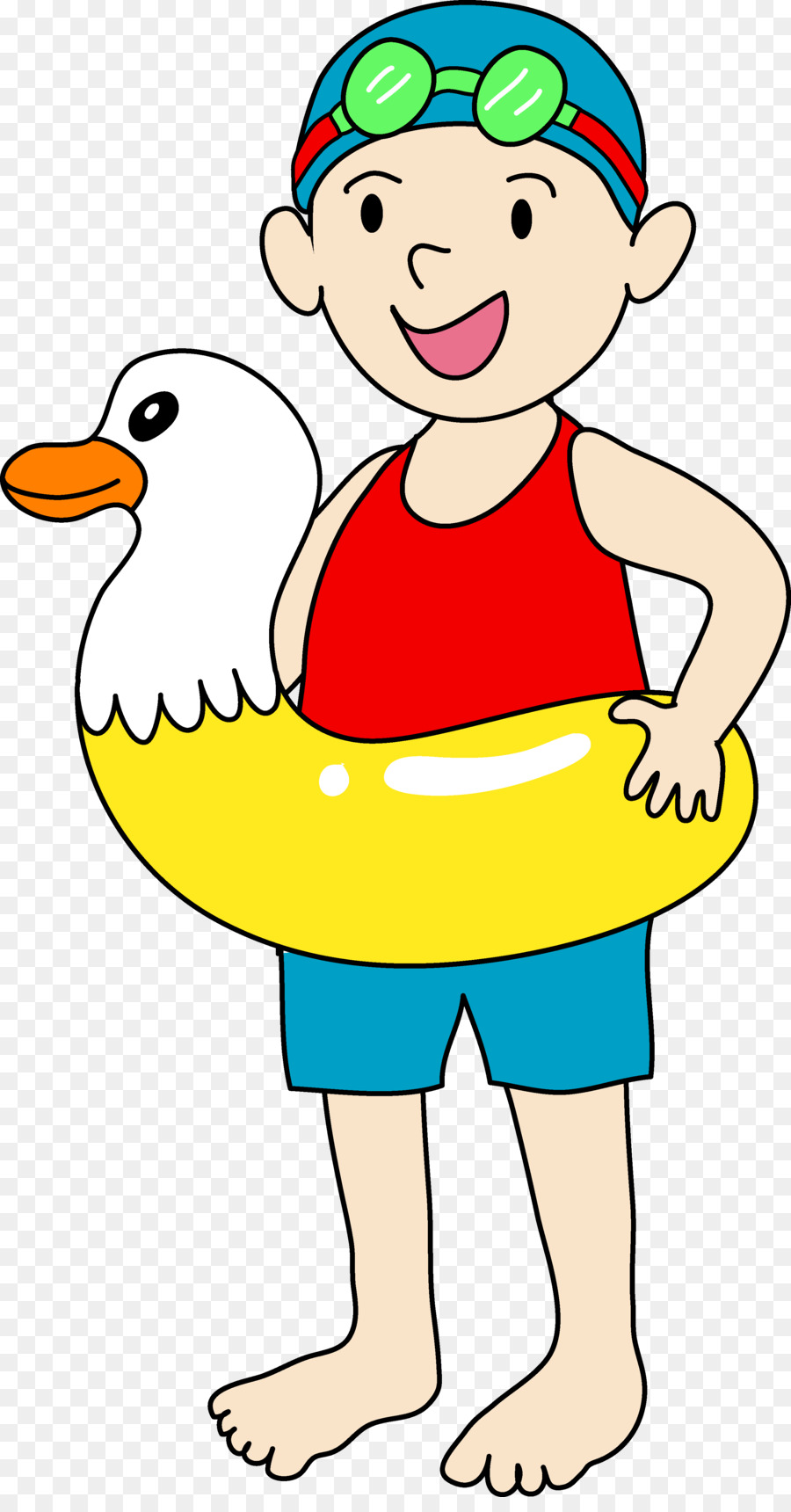 900x1720 Water Park Water Slide Swimming Pool Clip Art