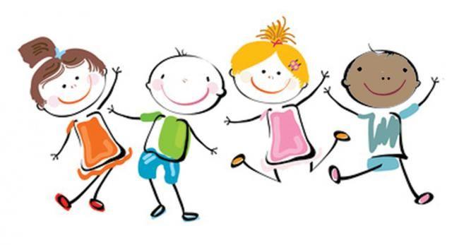 640x347 Happy Cliparts Happy Kids Clip Art Clipartsco Cards