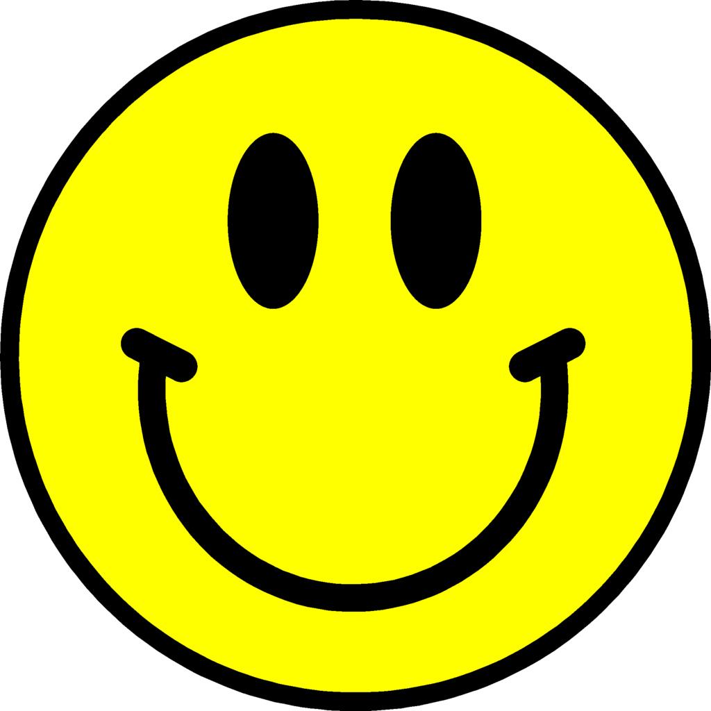 1024x1024 Happy Face Clip Art Smiley Face Clipart 3 Clipartcow Mr