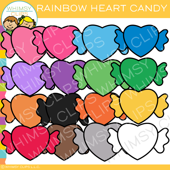 550x550 Valentine's Day Clip Art , Images Amp Illustrations Whimsy Clips