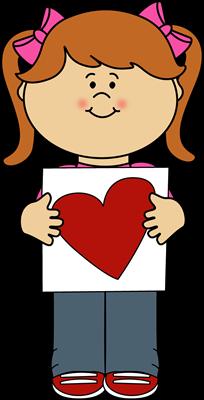 204x400 Valentine's Day Clip Art
