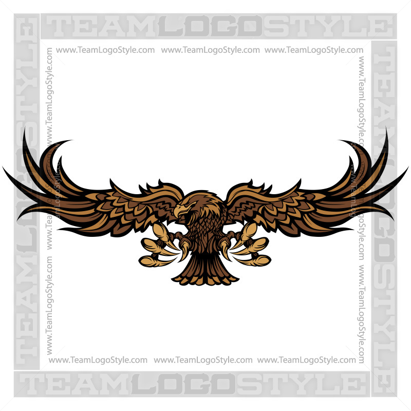800x800 Clip Art Hawk