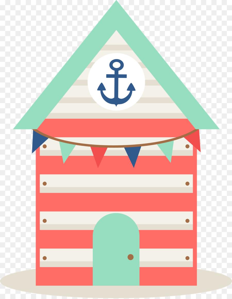 900x1160 Beach Hut Beach House Clip Art