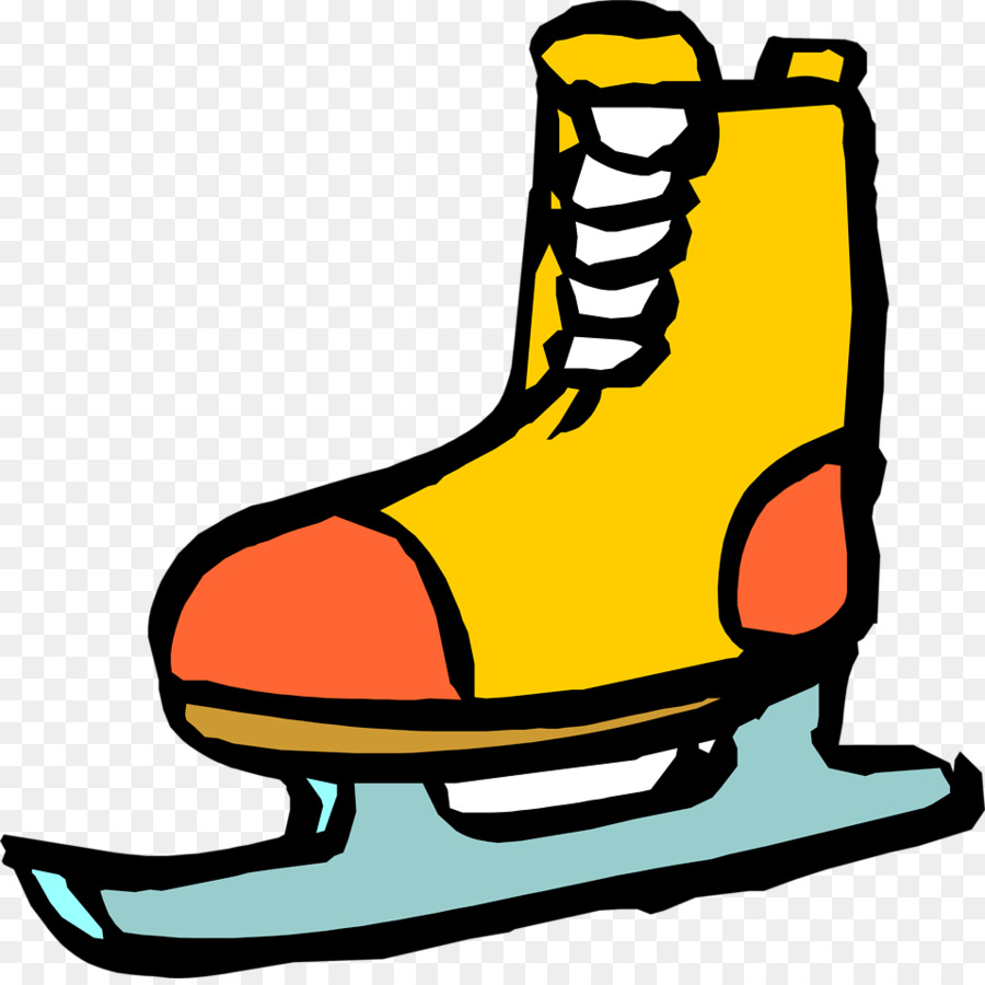 900x900 Ice Skate Ice Skating Figure Skating Clip Art