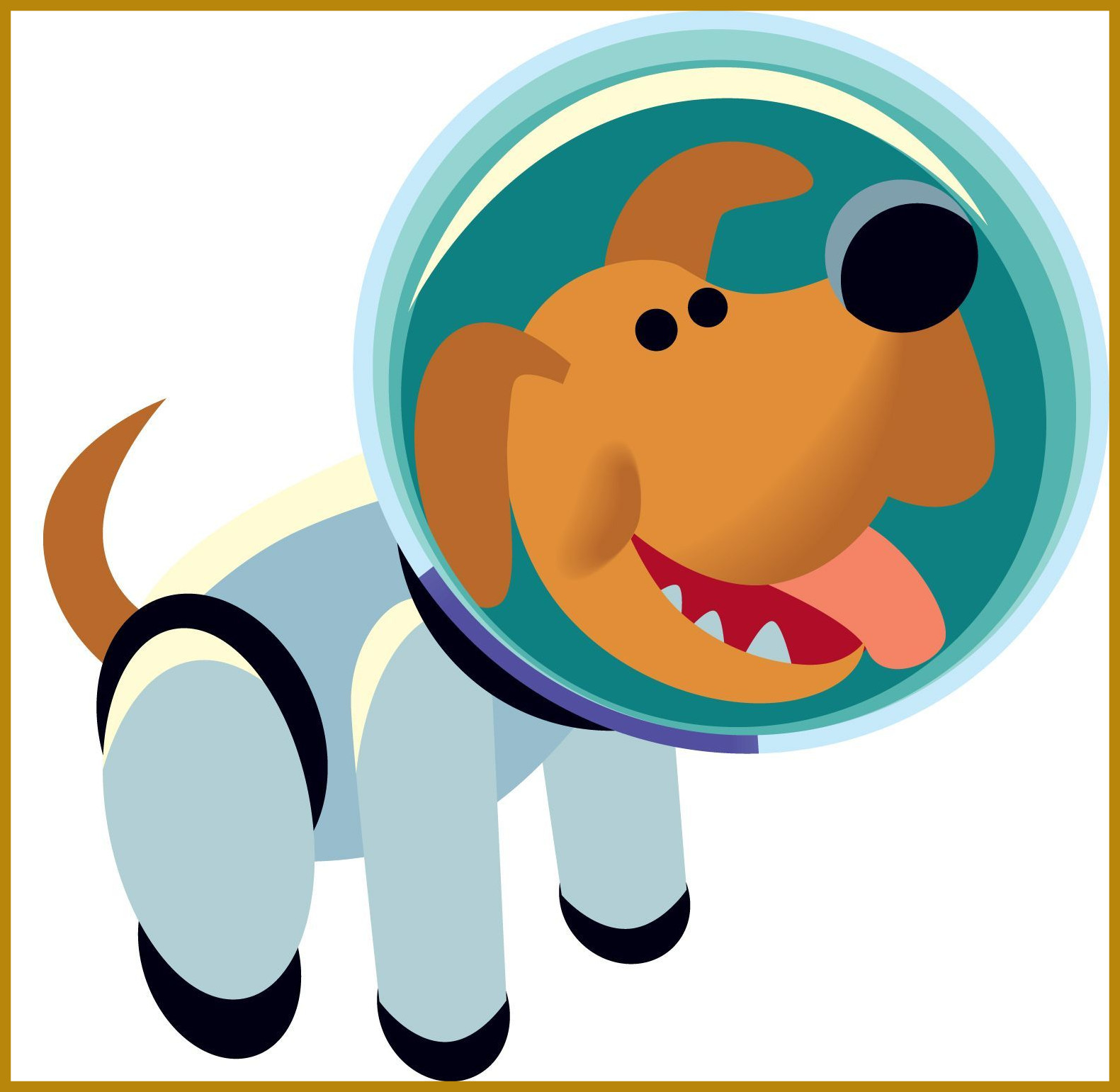 1581x1541 Unbelievable Space Clip Art Clipart Illustrations Pics Of Dog