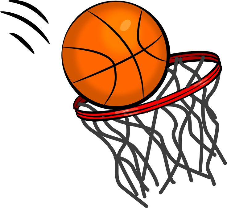 736x674 Clip Art Basketball Images Best 25 Clipart Ideas On Free