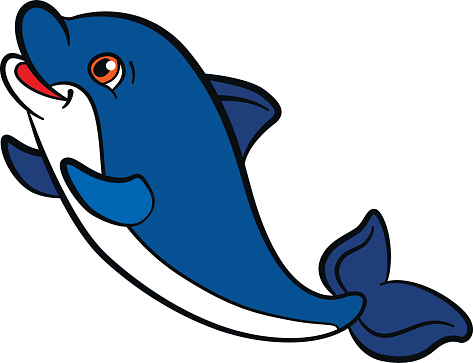473x363 Collection Of Dolphin Clipart Images High Quality, Free