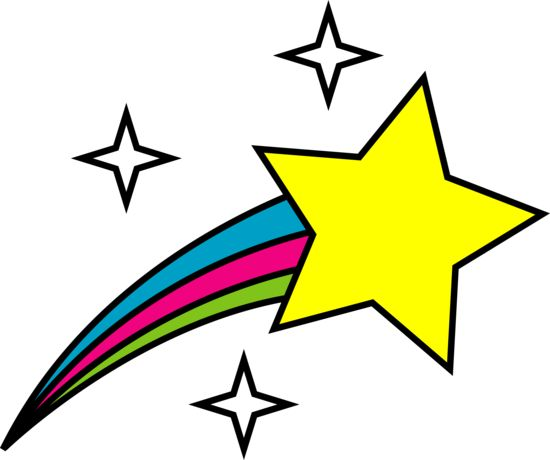 550x460 Star Pictures Clip Art