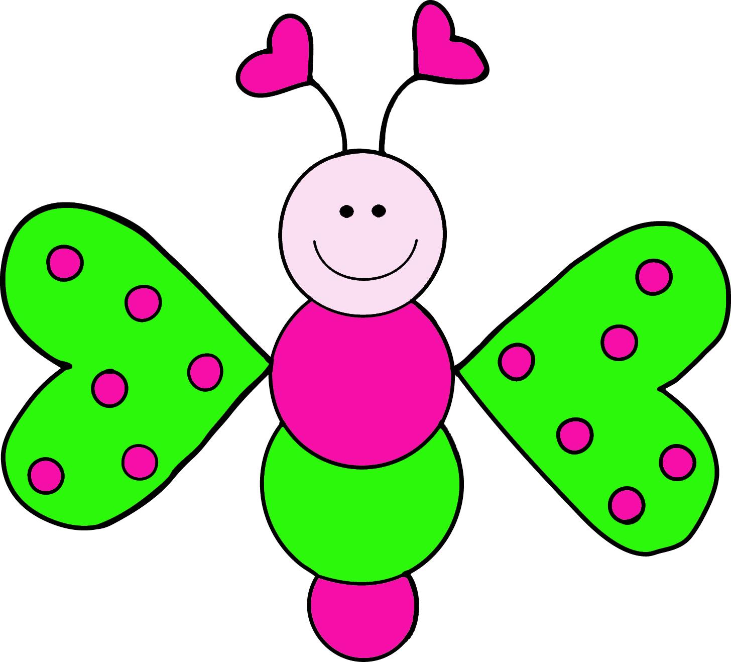 1456x1318 Bug Cute Butterfly Clipart